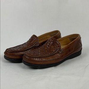 ✨3/$25✨Dockers Basket Weave Loafers Men's - 10